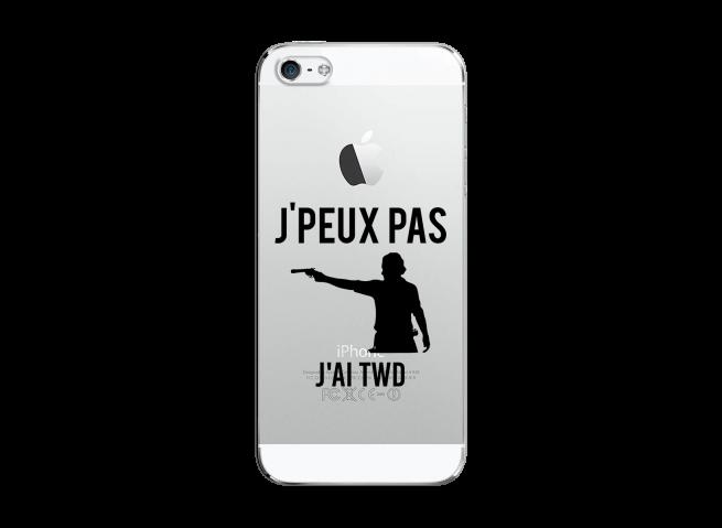 Coque iPhone 5/5S/SE Jai Twd