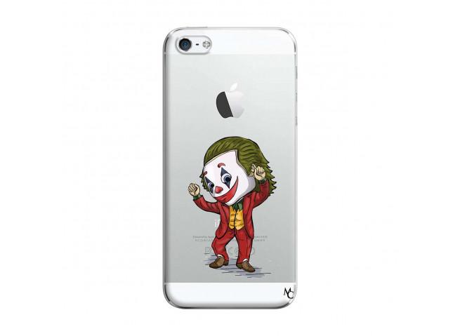 Coque iPhone 5/5S/SE Joker Dance