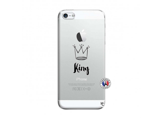 Coque iPhone 5/5S/SE King