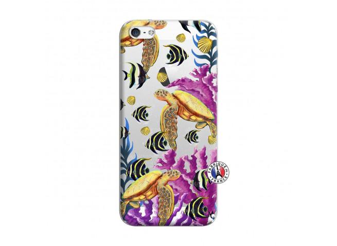 Coque iPhone 5/5S/SE Aquaworld