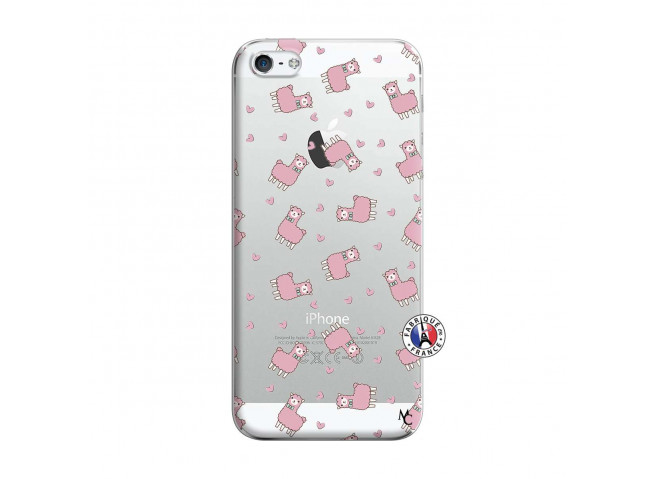Coque iPhone 5/5S/SE Petits Moutons