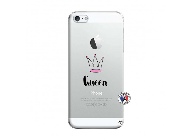 Coque iPhone 5/5S/SE Queen