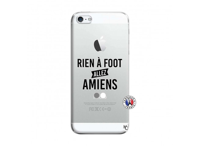 Coque iPhone 5/5S/SE Rien A Foot Allez Amiens
