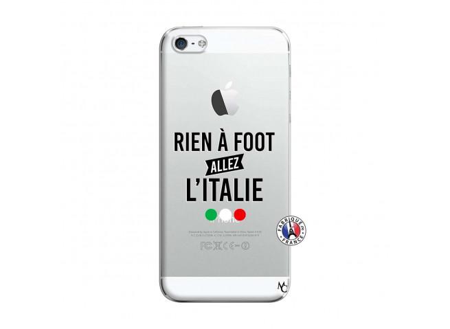 Coque iPhone 5/5S/SE Rien A Foot Allez L'Italie