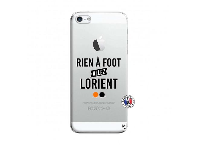 Coque iPhone 5/5S/SE Rien A Foot Allez Lorient