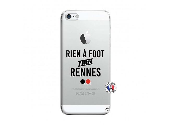 Coque iPhone 5/5S/SE Rien A Foot Allez Rennes