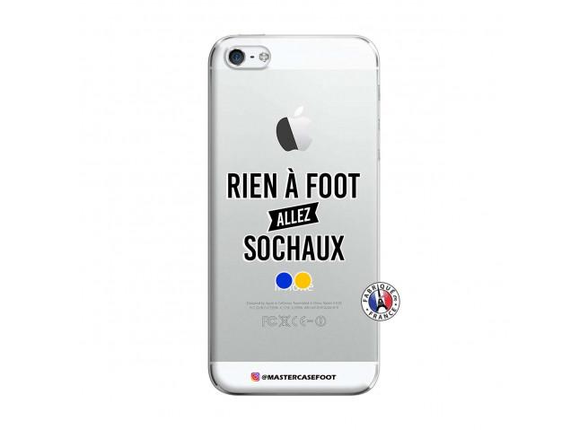 Coque iPhone 5/5S/SE Rien A Foot Allez Sochaux