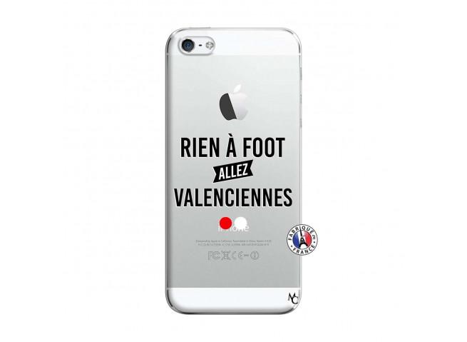 Coque iPhone 5/5S/SE Rien A Foot Allez Valenciennes