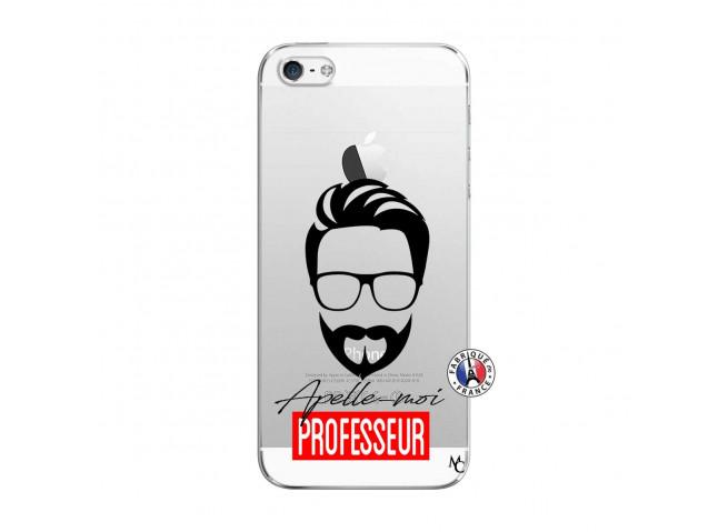 Coque iPhone 5C Apelle Moi Professeur