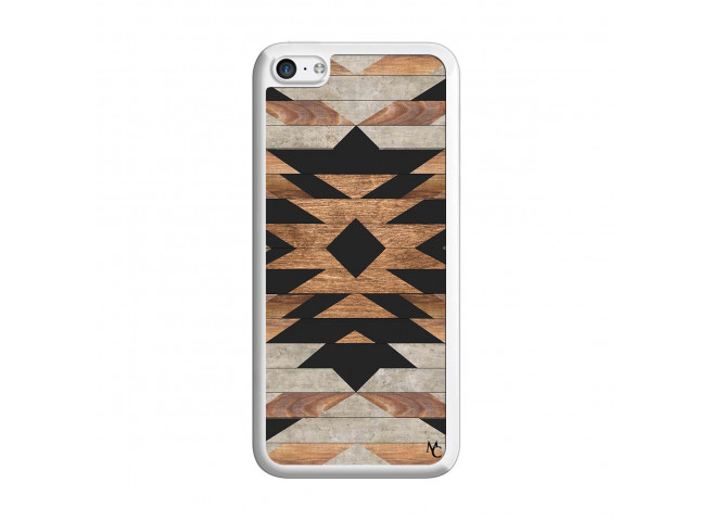 Coque iPhone 5C Aztec Translu