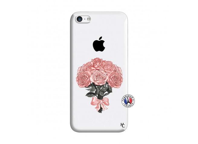 Coque iPhone 5C Bouquet de Roses