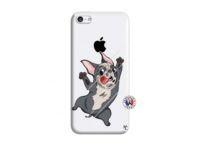 Coque iPhone 5C Dog Impact