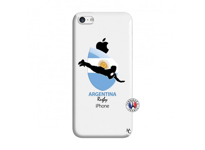 Coque iPhone 5C Coupe du Monde Rugby-Argentina