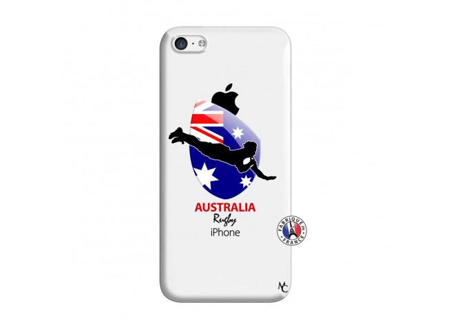Coque iPhone 5C Coupe du Monde Rugby-Australia