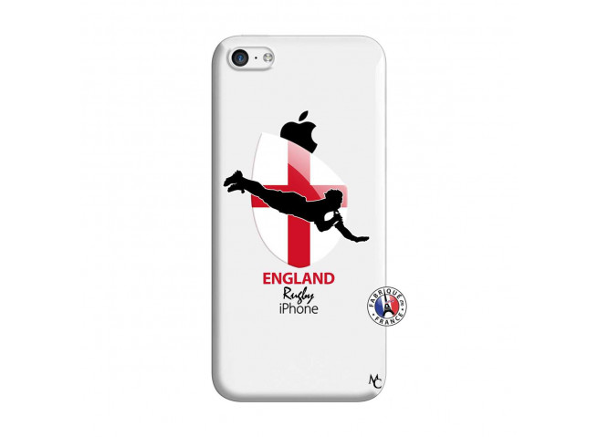 Coque iPhone 5C Coupe du Monde Rugby-England