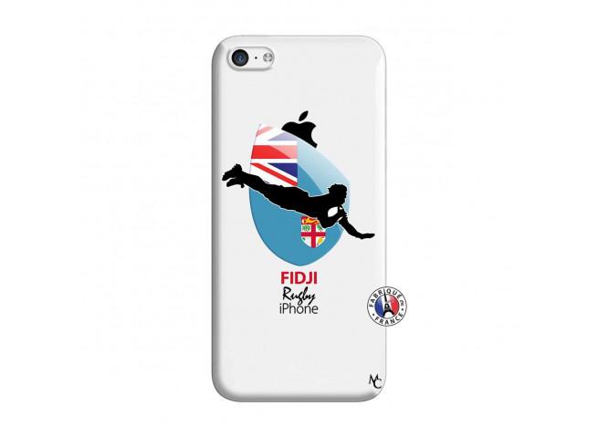 Coque iPhone 5C Coupe du Monde Rugby Fidji
