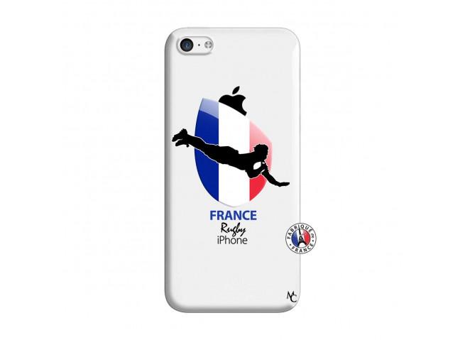Coque iPhone 5C Coupe du Monde de Rugby-France