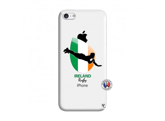 Coque iPhone 5C Coupe du Monde Rugby-Ireland