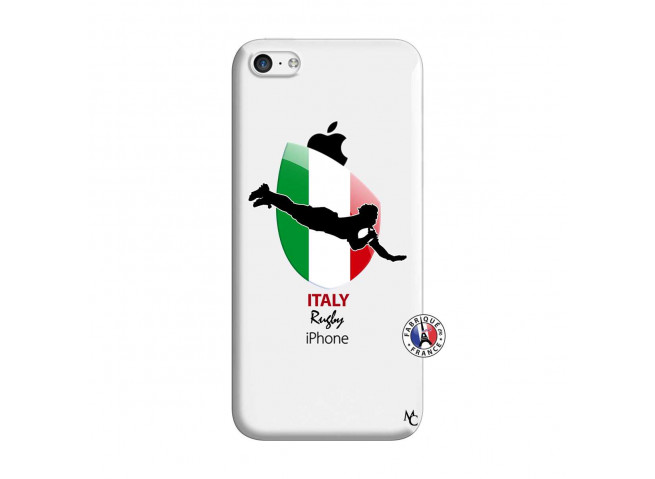 Coque iPhone 5C Coupe du Monde Rugby-Italy