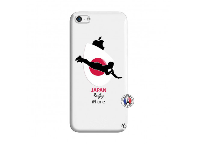 Coque iPhone 5C Coupe du Monde Rugby-Japan