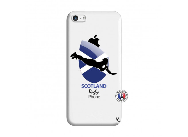 Coque iPhone 5C Coupe du Monde Rugby-Scotland