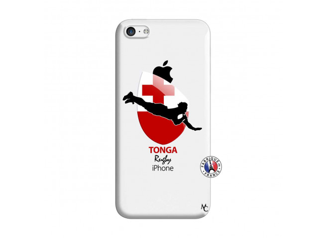 Coque iPhone 5C Coupe du Monde Rugby-Tonga