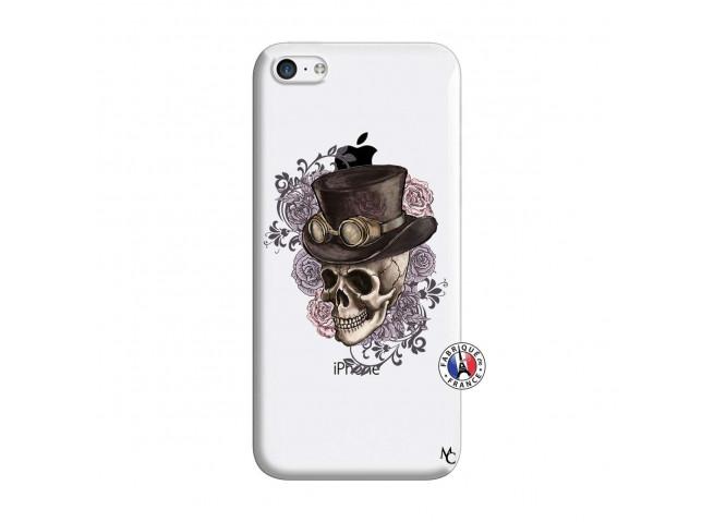 Coque iPhone 5C Dandy Skull