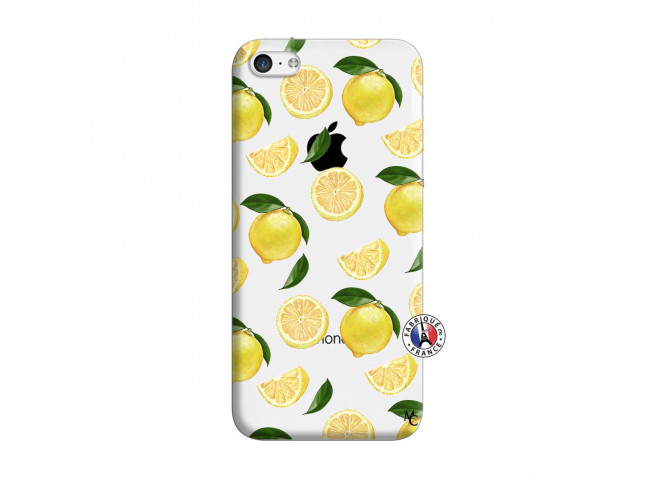 Coque iPhone 5C Lemon Incest