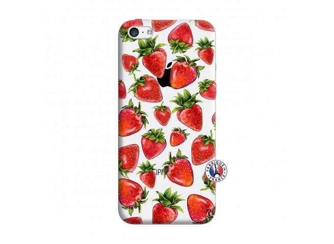 Coque iPhone 5C Ramène ta Fraise