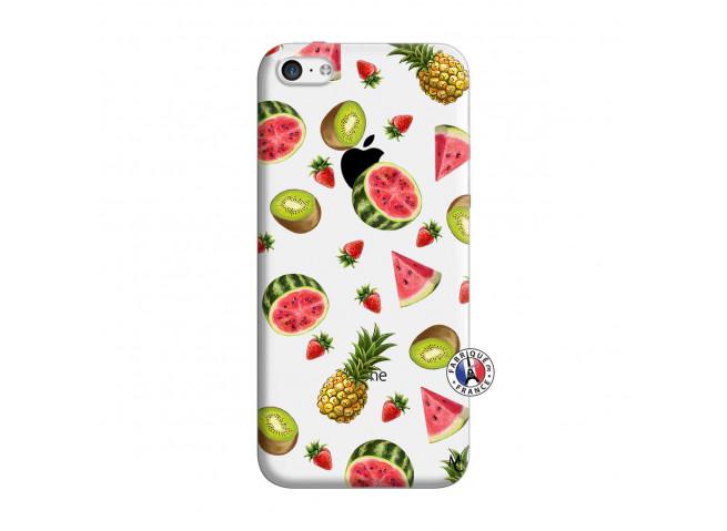 Coque iPhone 5C Multifruits