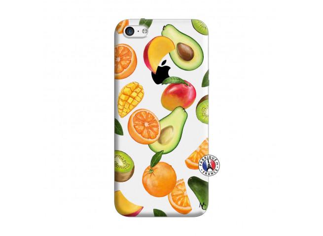 Coque iPhone 5C Salade de Fruits