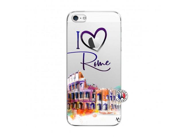 Coque iPhone 5C I Love Rome