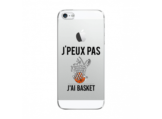 Coque iPhone 5C J Ai Basket