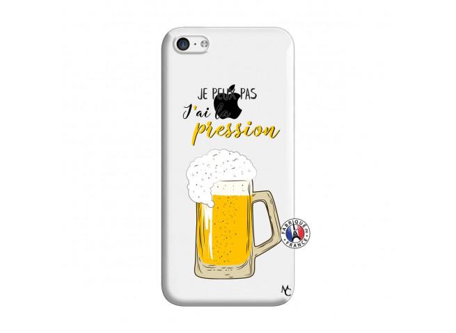 Coque iPhone 5C Je peux pas J'ai la Pression