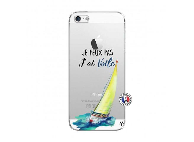 Coque iPhone 5C Je Peux Pas J Ai Voile