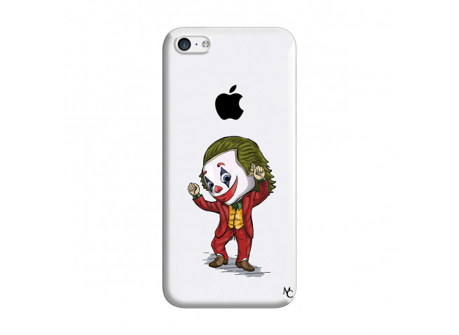 Coque iPhone 5C Joker Dance