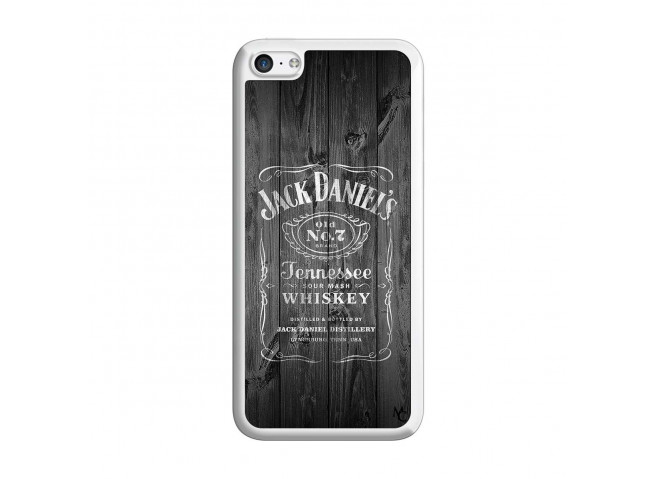 Coque iPhone 5C Old Jack Translu
