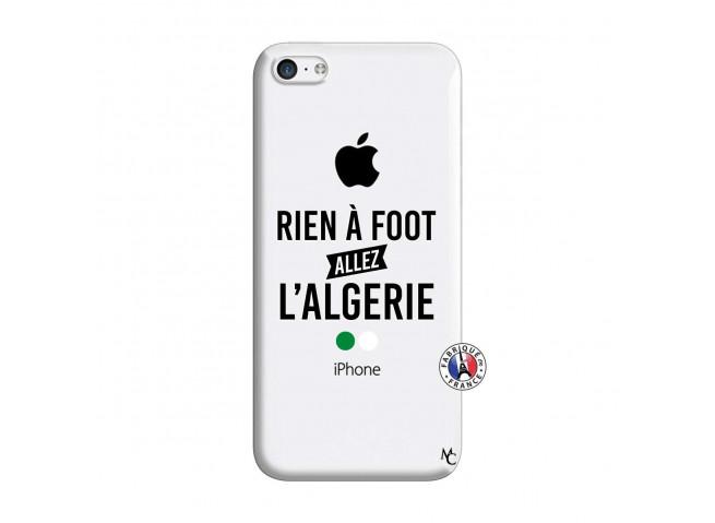 Coque iPhone 5C Rien A Foot Allez L Algerie