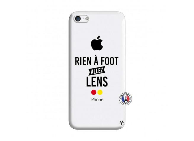 Coque iPhone 5C Rien A Foot Allez Lens