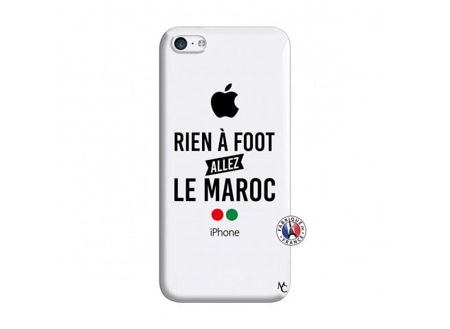 Coque iPhone 5C Rien A Foot Allez Le Maroc