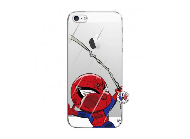 Coque iPhone 5C Spider Impact