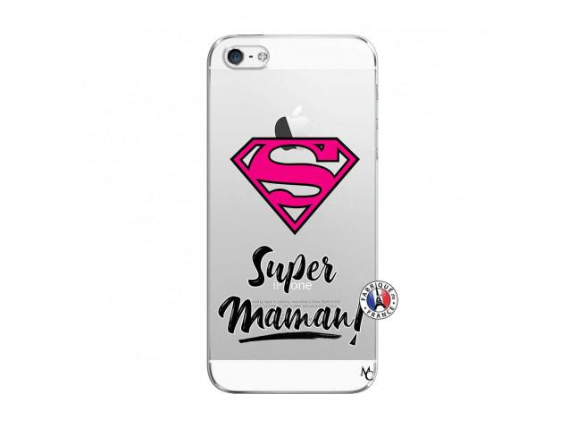 Coque iPhone 5C Super Maman
