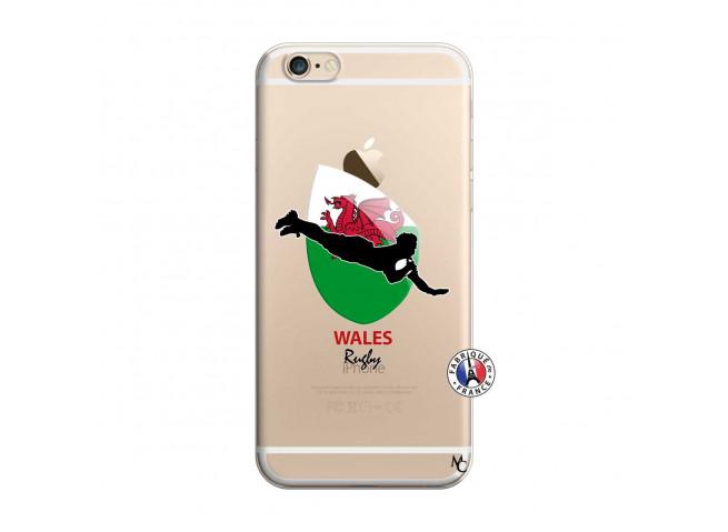 Coque iPhone 6 Plus/6s Plus Coupe du Monde Rugby-Walles