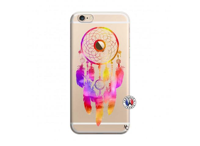 Coque iPhone 6 Plus/6s Plus Dreamcatcher Rainbow Feathers
