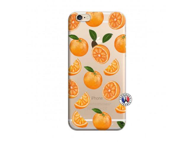 Coque iPhone 6 Plus/6s Plus Orange Gina