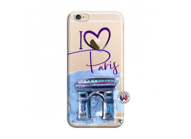 Coque iPhone 6 Plus/6s Plus I Love Paris Arc Triomphe