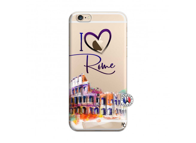 Coque iPhone 6 Plus/6s Plus I Love Rome