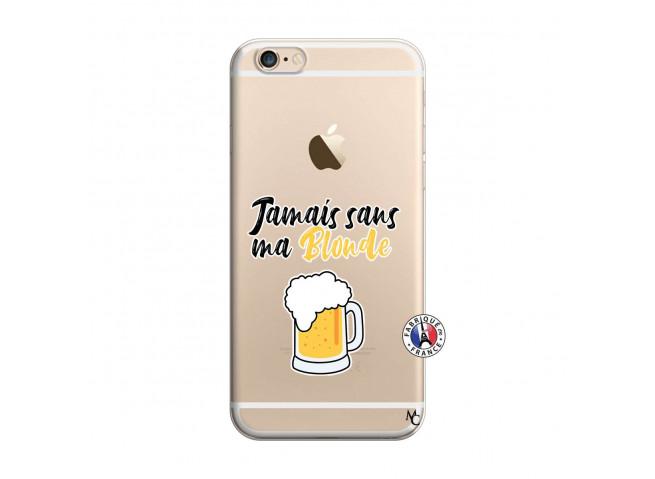 Coque iPhone 6 Plus/6s Plus Jamais Sans Ma Blonde