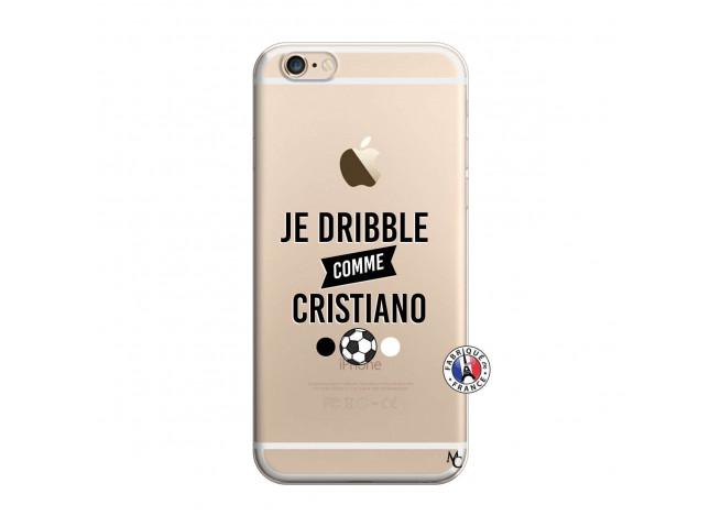 Coque iPhone 6 Plus/6s Plus Je Dribble Comme Cristiano