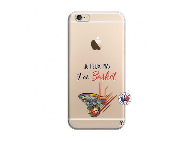Coque iPhone 6 Plus/6s Plus Je Peux Pas J Ai Basket
